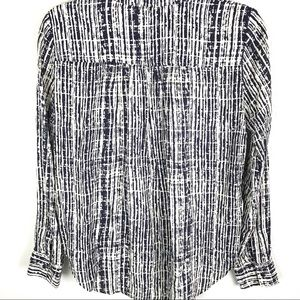 Anthropologie Tops - Anthropologie Holding Horses Sammie Button Blouse